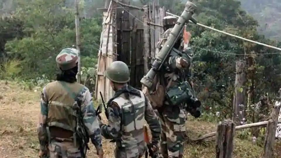 This is the second attack on Assam Rifles personnel by militants in Arunachal Pradesh this month. (HT Representative photo)