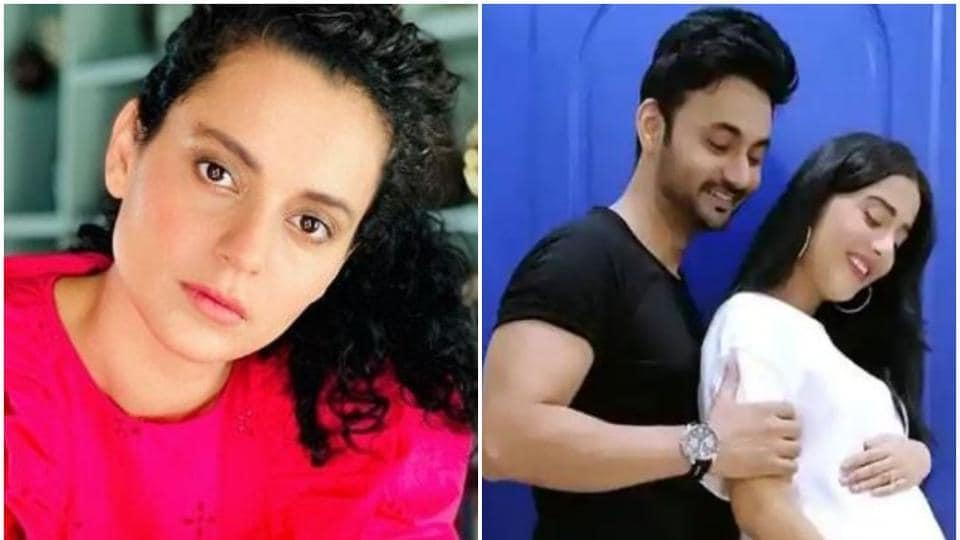 Kangana got a rape threat from a Facebook user. RJ Anmol spoke about how lockdown suited him as he got to spend a lot of time with wife and actor Amrita Rao.