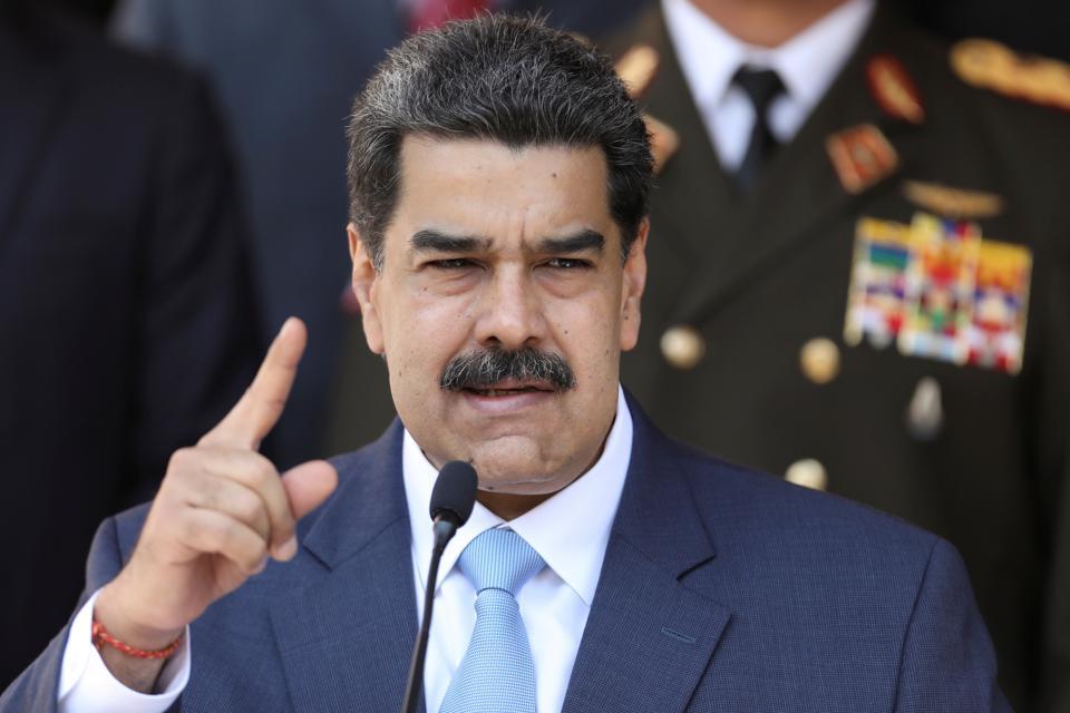 FILE PHOTO: Venezuela's President Nicolas Maduro (REUTERS/Manaure Quintero/File Photo)