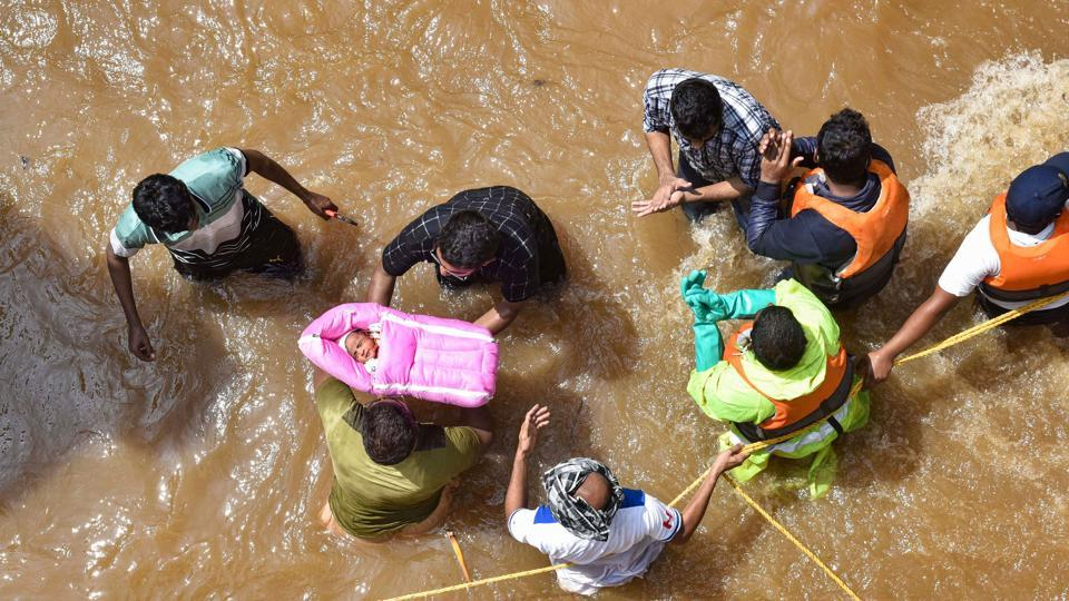 These preparations are over and above the current deployment of six flood relief teams with boats and medical facilities at Gulbarga and Yadgir districts of Karnataka from October 17 who have already evacuated 427 marooned people to safe locations