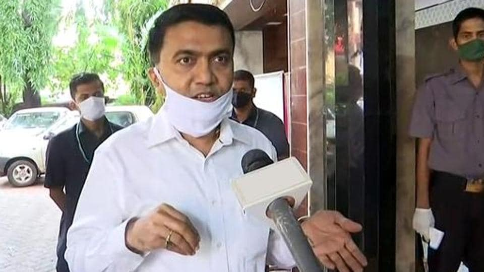 Goa CM Pramod Sawant had made the allegations against the Independent MLAon Monday.
