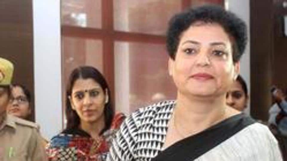 National Commission for Women (NCW) chairperson Rekha Sharma (PTI File Photo)