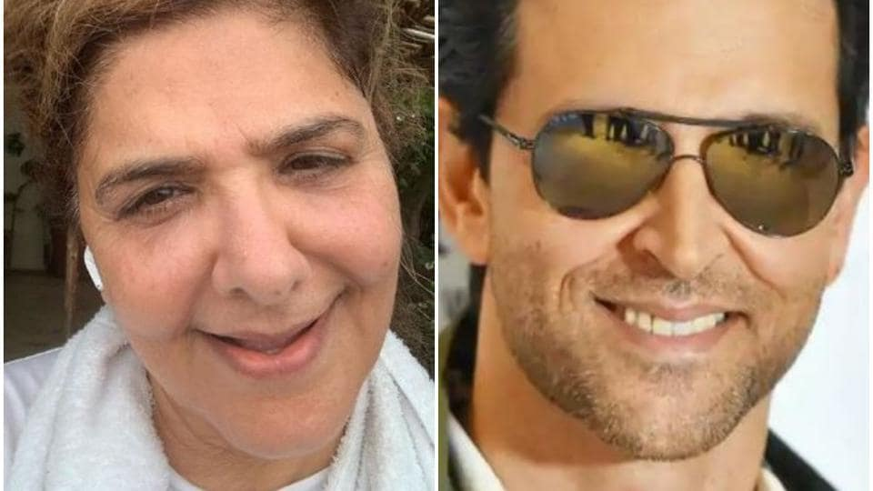 Hrithik Roshan's mother has been diagnosed with Covid-19.