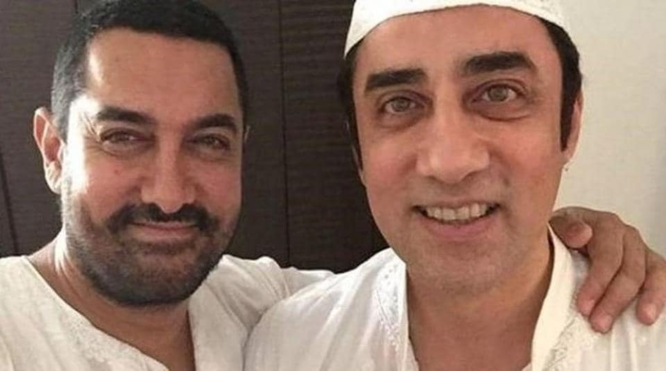 Faisal Khan says his brother Aamir Khan has not read his film's script.