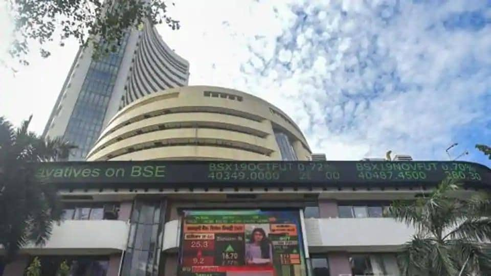Sensex opened in red today.