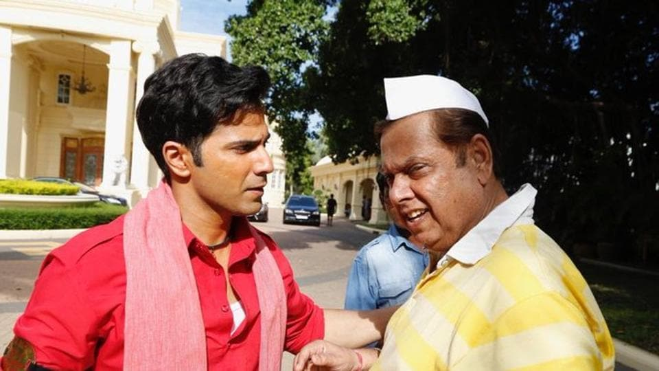 Varun Dhawan and David Dhawan's Coolie No.1 will be out on December 25.