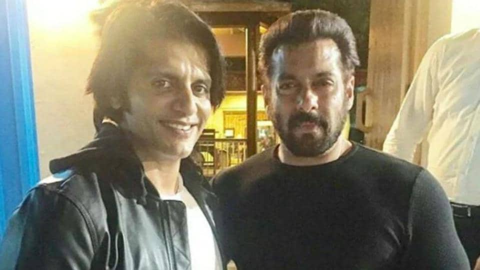 Karanvir Bohra's wife Teejay Sidhu had complained about Salman Khan to the Bigg Boss producers.