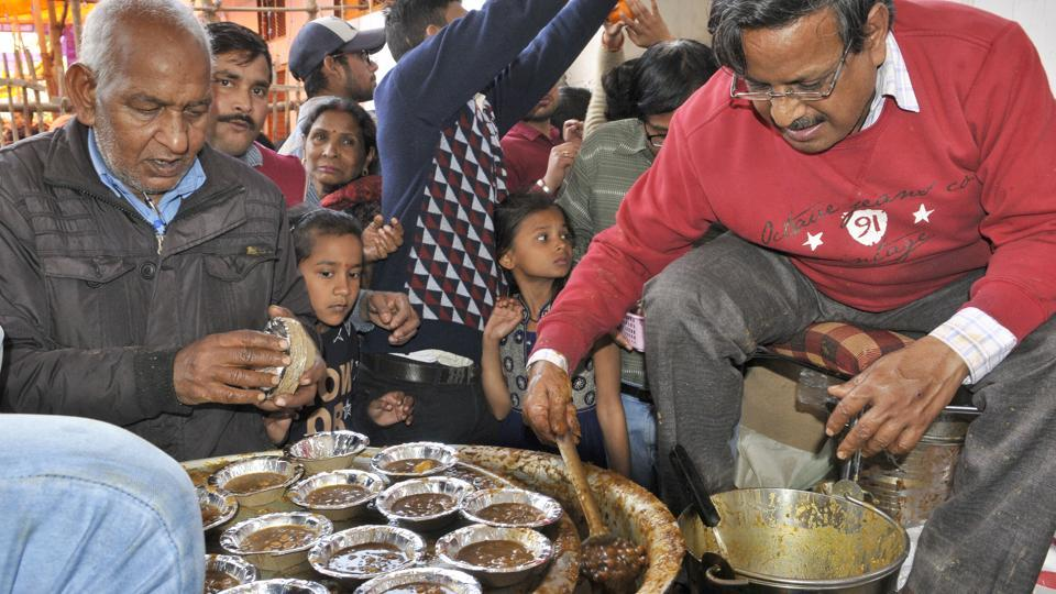 The food and safety department would train prasad vendors and handlers and carry out routine inspection of temple kitchens.