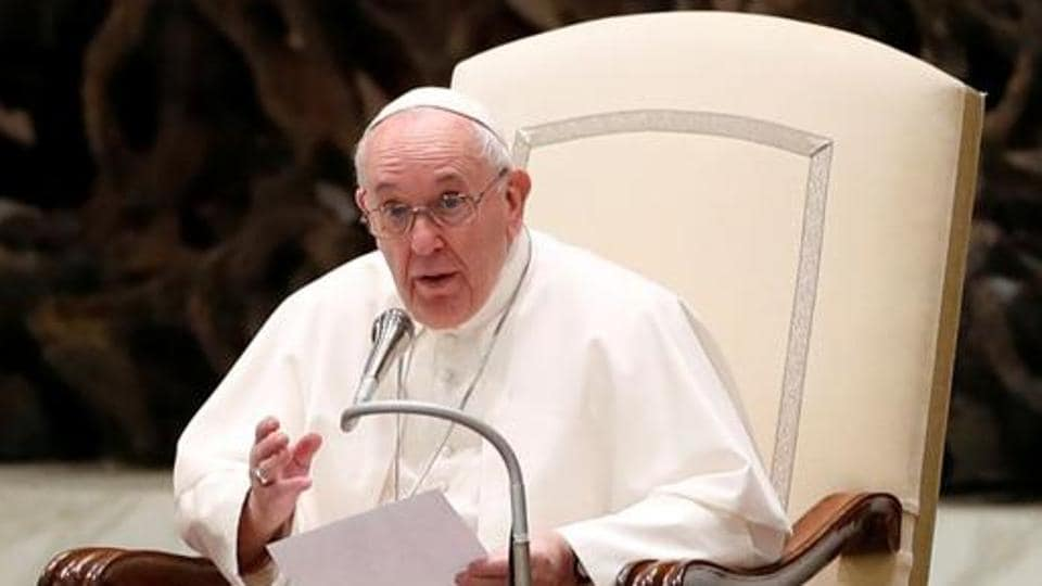 Pope Francis becomes 1st pope to endorse same-sex civil unions