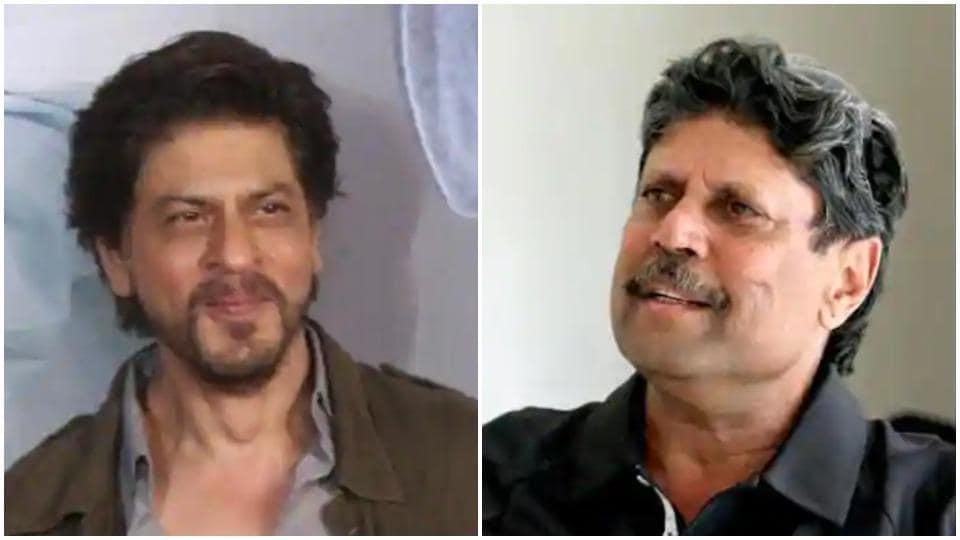 Shah Rukh Khan has tweeted about Kapil Dev's health.