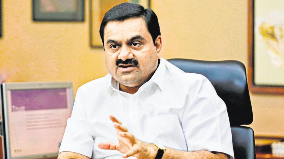 Gautam Adani speaks during an interview with Reuters at his office. Representational image.