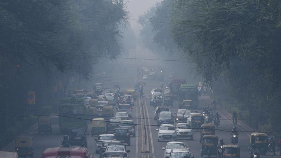 Delhi's overall AQI reading was 296 on Thursday. Government agencies had forecast that the air quality will deteriorate on October 23-24 on account of calm wind conditions not allowing the dispersion of pollutants in the atmosphere.