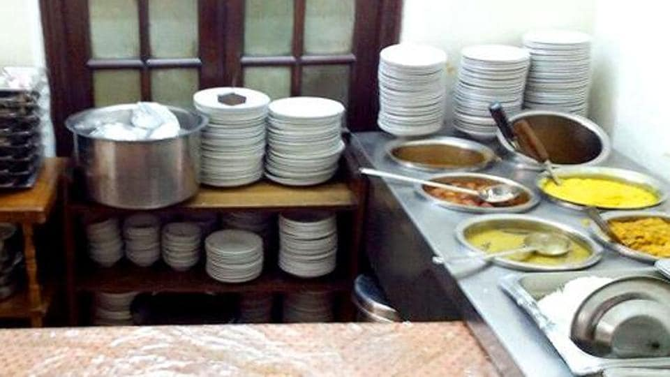 The catering services in the Parliament house complex are mainly for members of Parliament. (HT Photo)