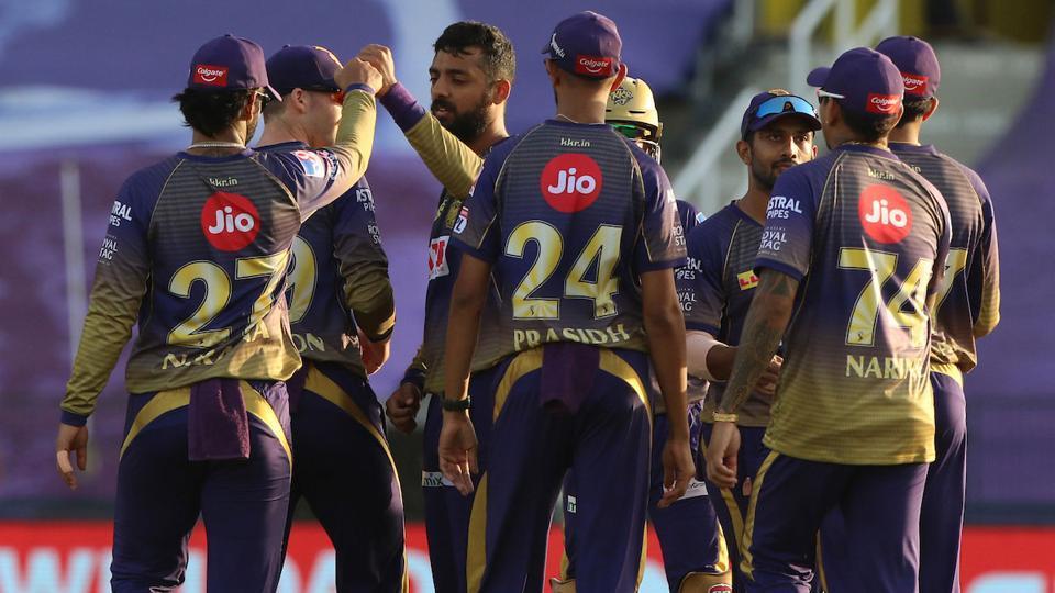 KKR vs DC, IPL 2020 Highlights: Chakravarthy dazzles with five-for as  Kolkata Knight Riders pummel Delhi Capitals by 59 runs - cricket -  Hindustan Times