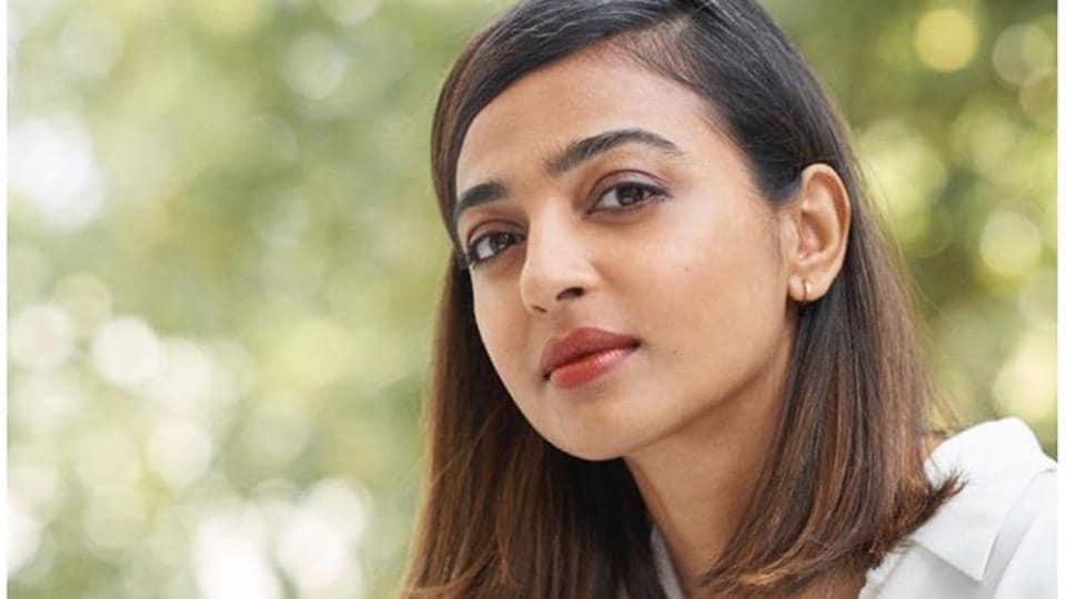 Radhika Apte first look