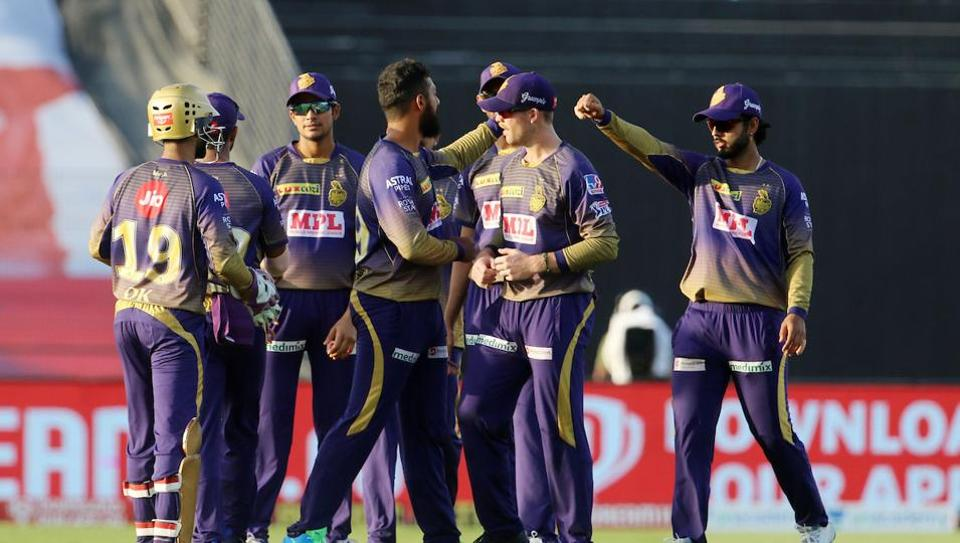 Kolkata Knight Riders registered a comprehensive 59 run win over Sunrisers Hyderabad in Match 42 of the IPL 2020, the win taking them to 12 points. (IPL)