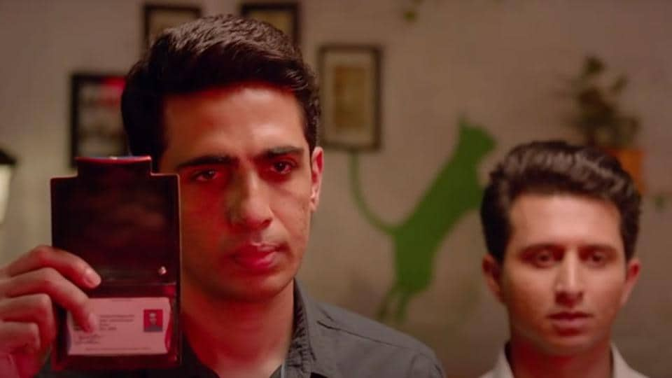 Footfairy movie review: Gulshan Devaiah in a still from the film
