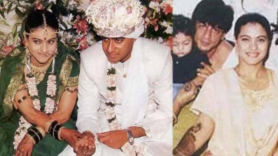 Shah Rukh Khan had attended Kajol's mehendi ceremony and still remembers her wedding anniversary.