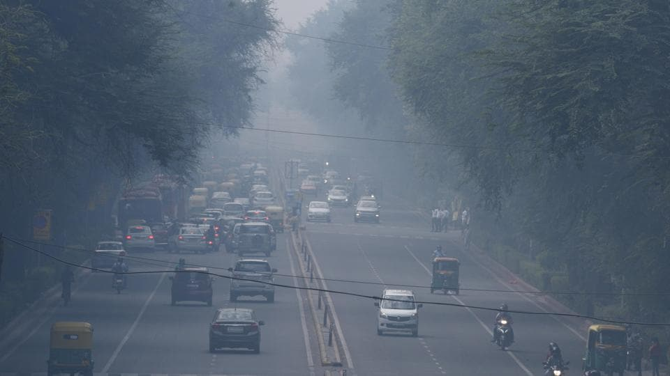 Delhi Congress chief Anil Chaudhary pointed out that even with a lot of work left to be done to control local sources of pollution, the AAP government is busy pinning the blame on neighbouring states for stubble burning.