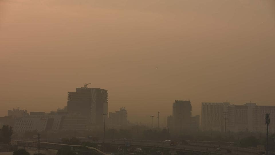 """Despite this, Delhi's air quality index (AQI) on Friday was 366, and about 12 of the 35 monitoring stations in the city were over the """"severe"""" 400 mark for large parts of the day."""