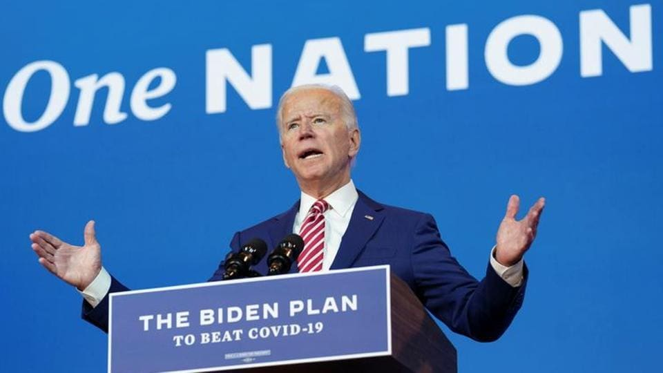 Americans are learning to die with coronavirus: Biden