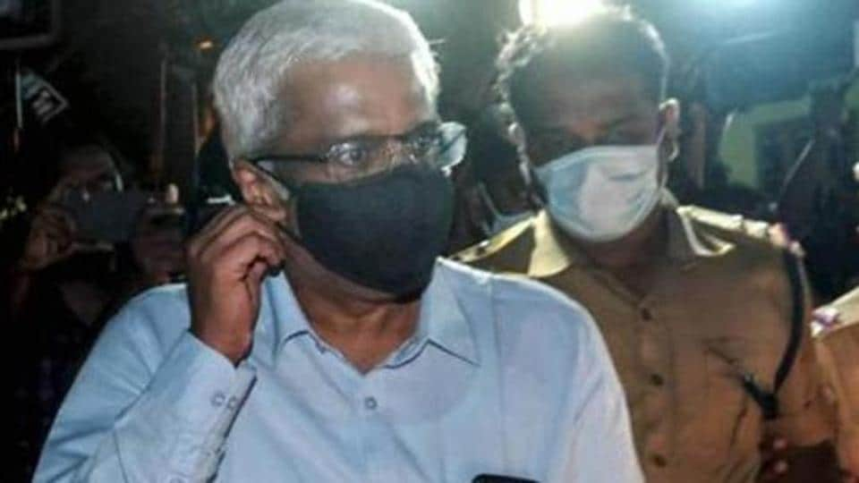 This is the first time that both the agencies pointed to Sivasankar's direct role in the alleged smuggling case.
