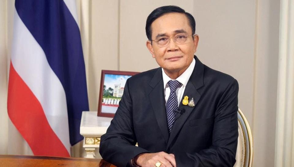 Thai protesters' deadline passes, but PM Prayuth Chan-ocha says he won't quit
