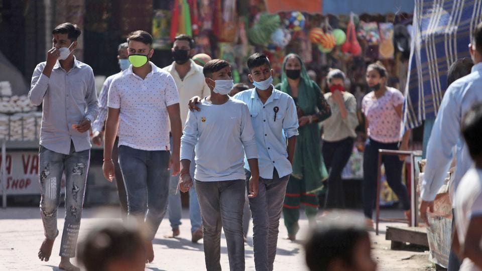 The BMC has been using social media, and hoardings to increase awareness over the importance of wearing masks in public to check the spread of the Covid-19 pandemic.