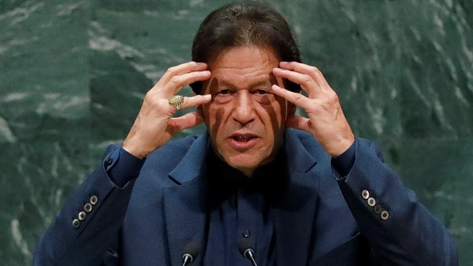 Pakistan Prime Minister Imran Khan has been accused by the opposition of pushing stringent laws, ostensibly required to fulfil its FATF commitments, that can be used to target them