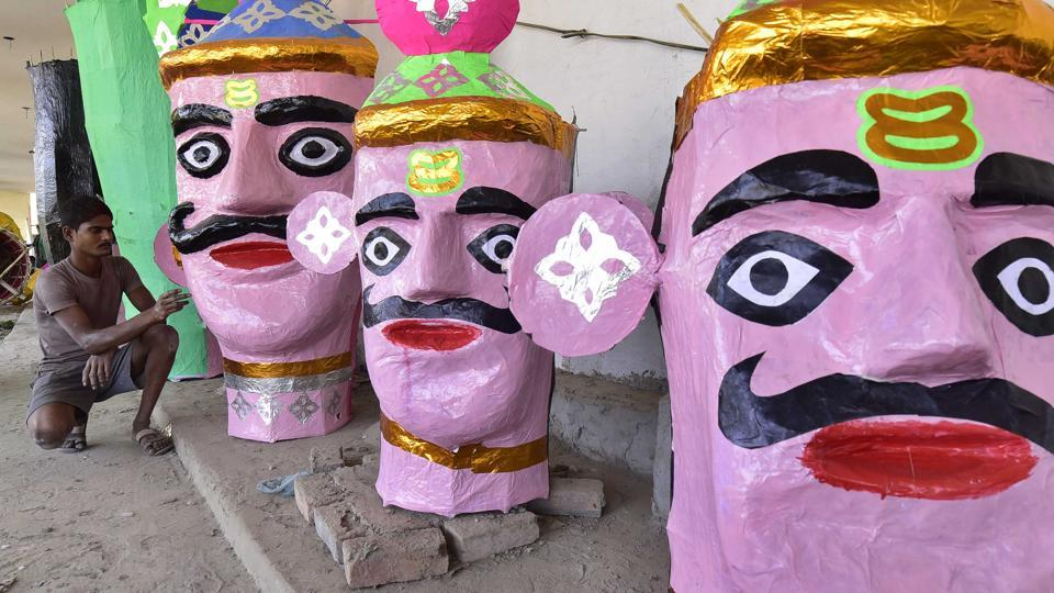 Dasara doll festival is an age-old tradition in old Mysuru province including Shivamogga