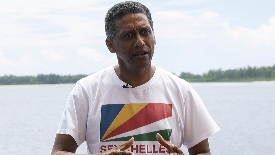 Former President Danny Faure's United Seychelles party had been in power over the past 43 years but this was the first time he had faced voters himself