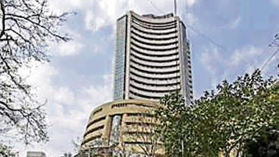 The BSE Sensex ended at 40,145.50, down 540 points or 1.33% on Monday.