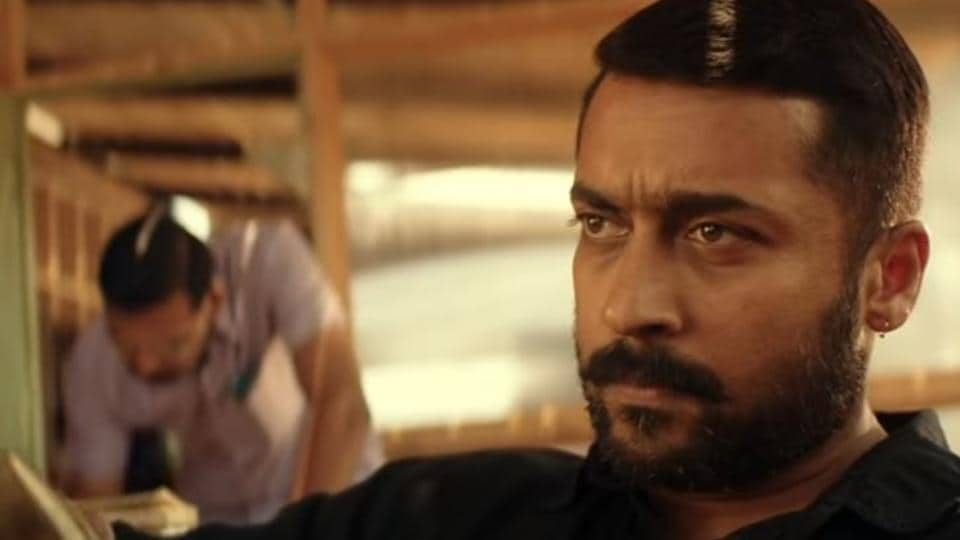 In Soorarai Pottru, Suriya's character takes on the might of politicians and businessmen to make his dream come true.