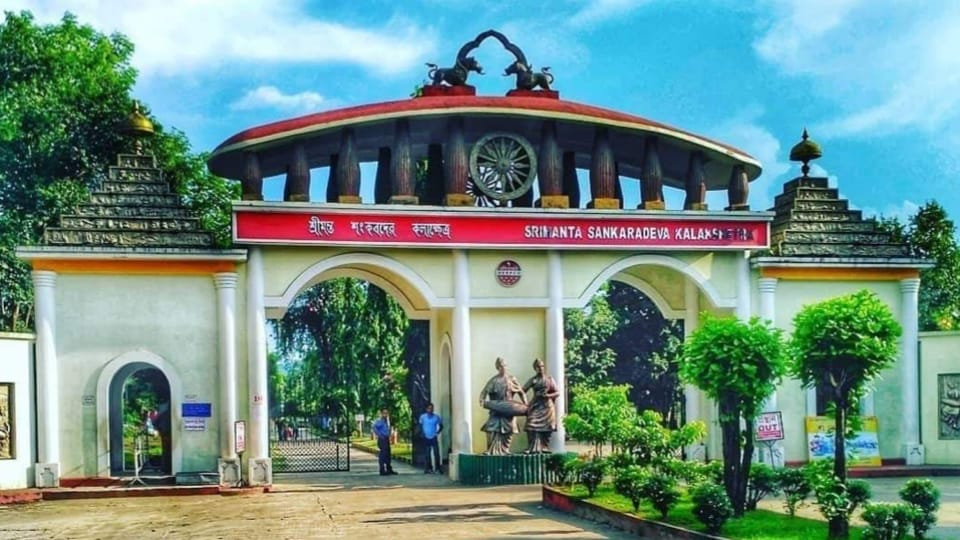A Congress MLA wants a museum for a particular Muslim community to be set up at the  Srimanta Sankardeva Kalakshetra, a cultural complex established by the government.