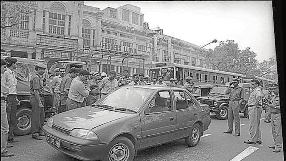 Two people were killed in the March 31, 1997 incident.