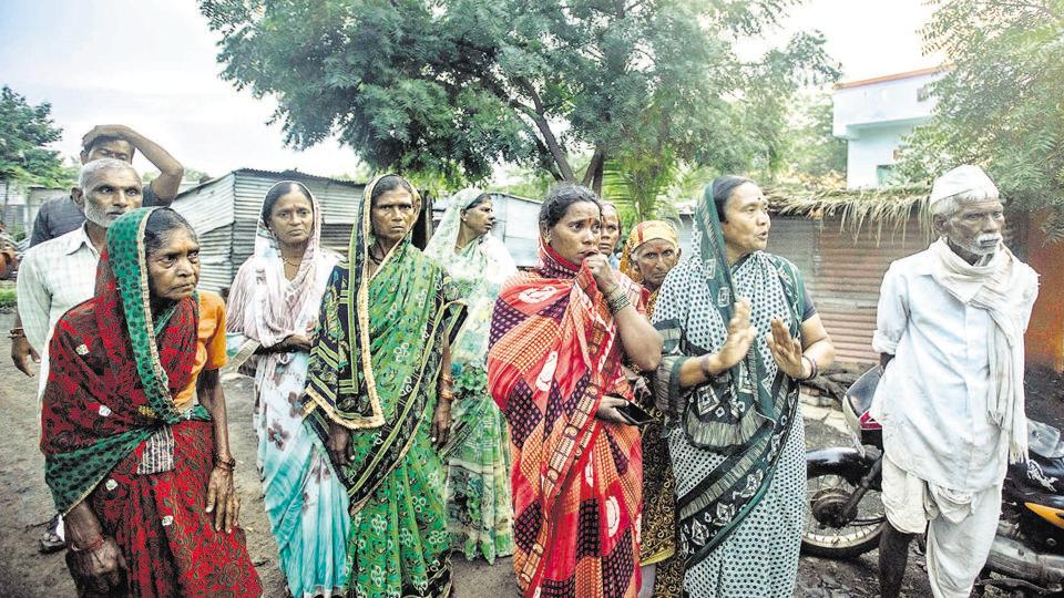 Villagers of Sangvi Khurd near Akkalkot said that Maharashtra chief minister Uddhav Thackeray visited their flood-affected village in Solapur, but did not announce any immediate relief package. The chief minister on Friday announced Rs10,000 crore help for rain-hit farmers in the state.