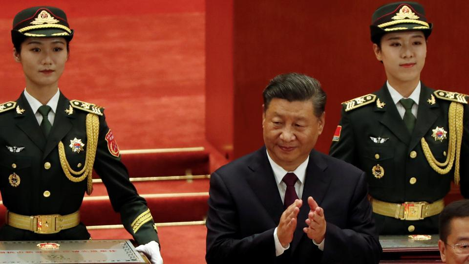 """In his August speech, Chinese President Xi Jinping had called party leaders to build an """"impregnable fortress"""" to maintain peace and stability in Tibet"""