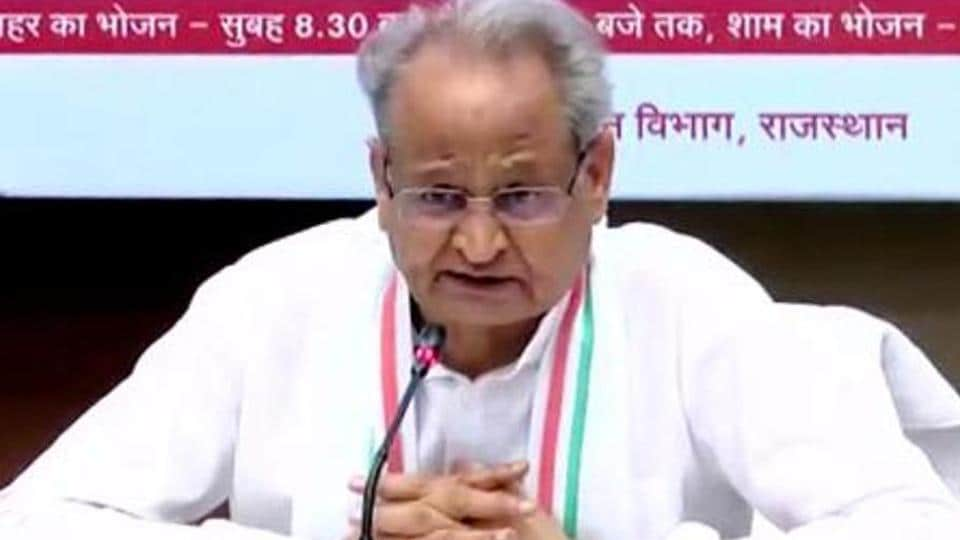 Chief  Minister Ashok Gehlot's government in Rajasthan  will appoint  two categories of sports medallists  to the state services.