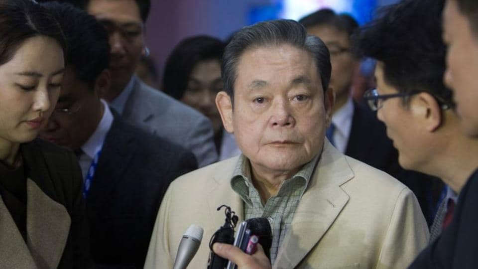 The death of Lee, who became group chairman in 1987, with a net worth of $20.9 billion according to Forbes, may prompt investor interest in a potential restructuring of the group.