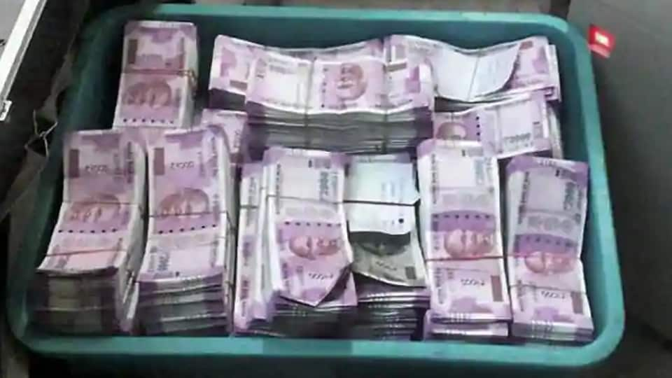 Rs 2.37 crore and jewellery worth Rs 2.89 crore was seized and 17 bank lockers, which are yet to be operated, were found.