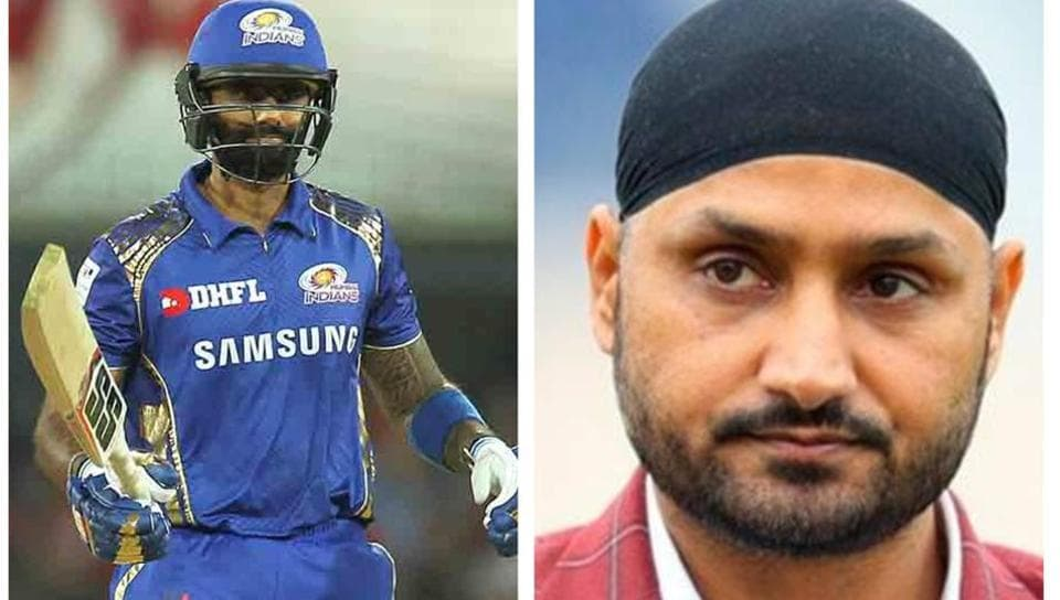 Harbhajan Singh says Suryakumar Yadav should be included in India squad.