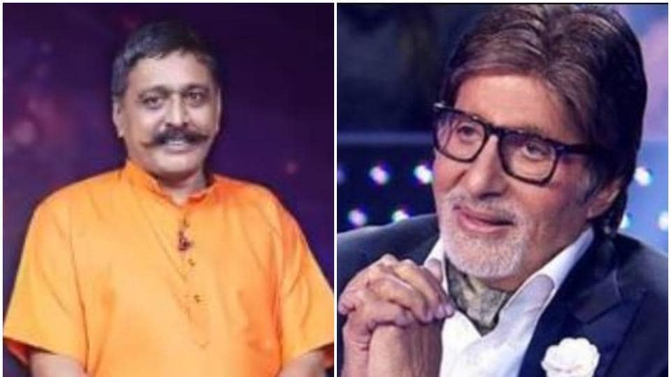 KBC 12: Amitabh Bachchan admonishes contestant who said he will use prize money to get plastic surgery... - Hindustan Times