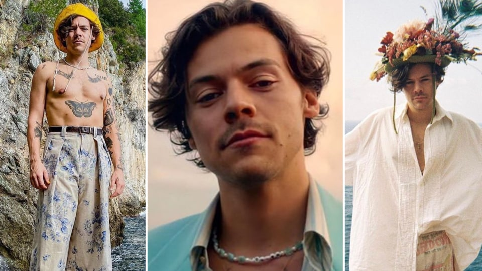 wanderlust guaranteed harry styles drives around amalfi coast in golden music video gives dreamy european vacation vibes watch travel hindustan times wanderlust guaranteed harry styles