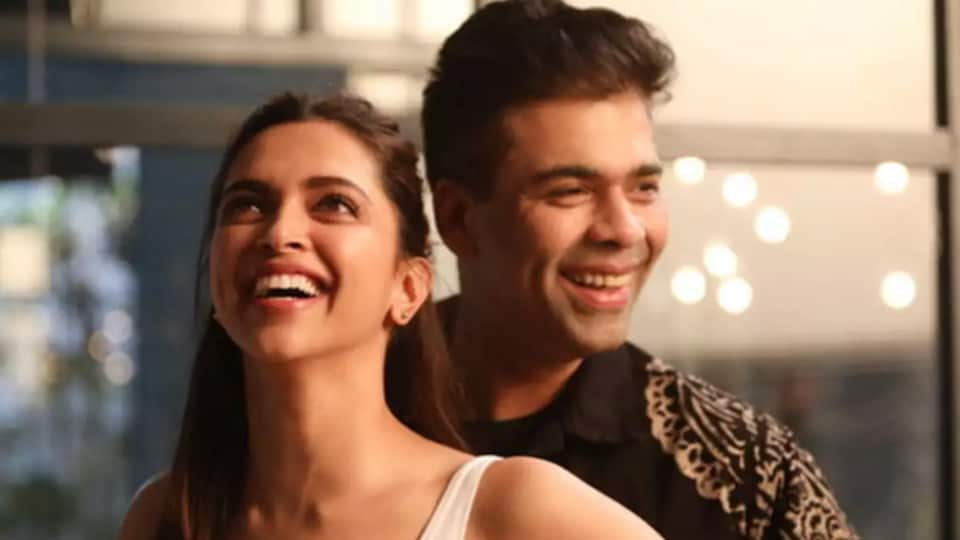 Karan Johar's Dharma Productions is shooting a film with Deepika Padukone in Goa