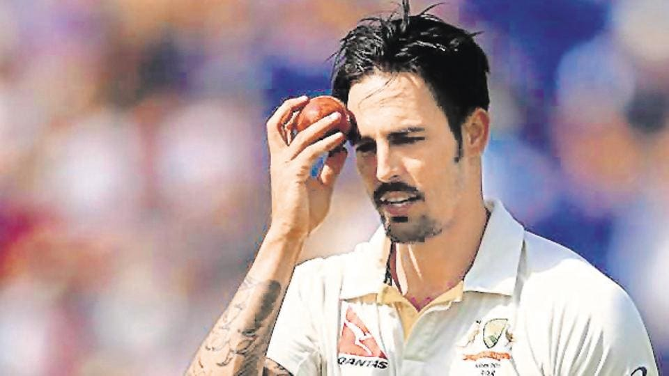 'I've found it tougher since retiring': Mitchell Johnson opens up on struggles with depression - Hindustan Times