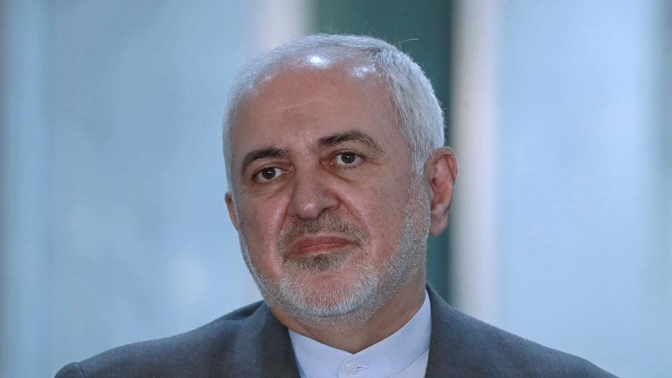 Zarif's speech had scheduled to be broadcast on Sept. 21 when world leaders commemorated the UN's 75th anniversary.