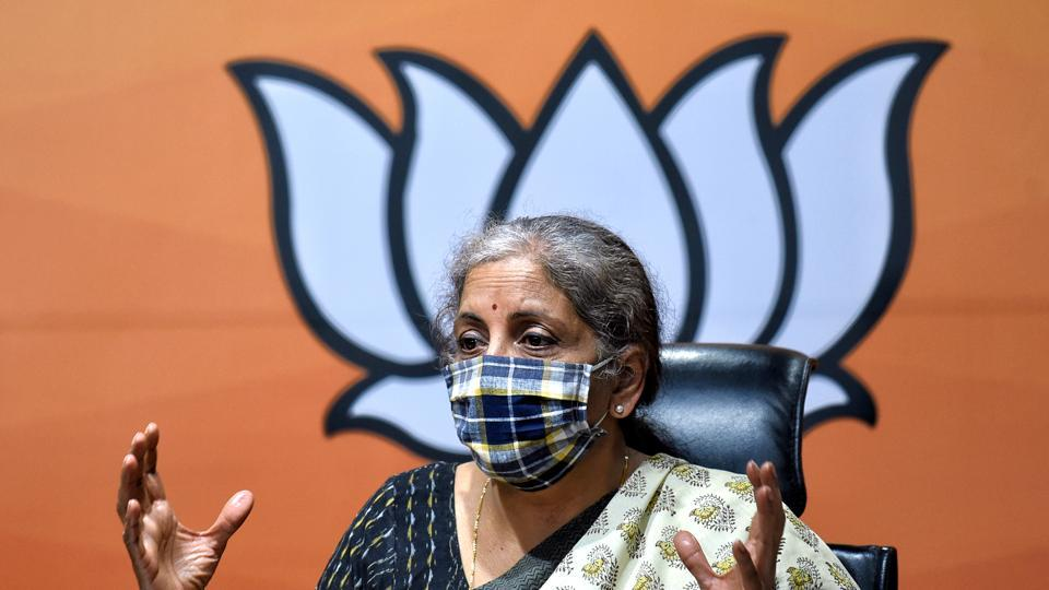 The focus of the government is on public spending to boost economic activity, Sitharaman said