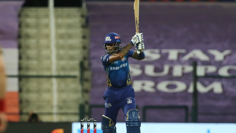 Suryakumar Yadav hits a fifty. (IPL/Twitter)