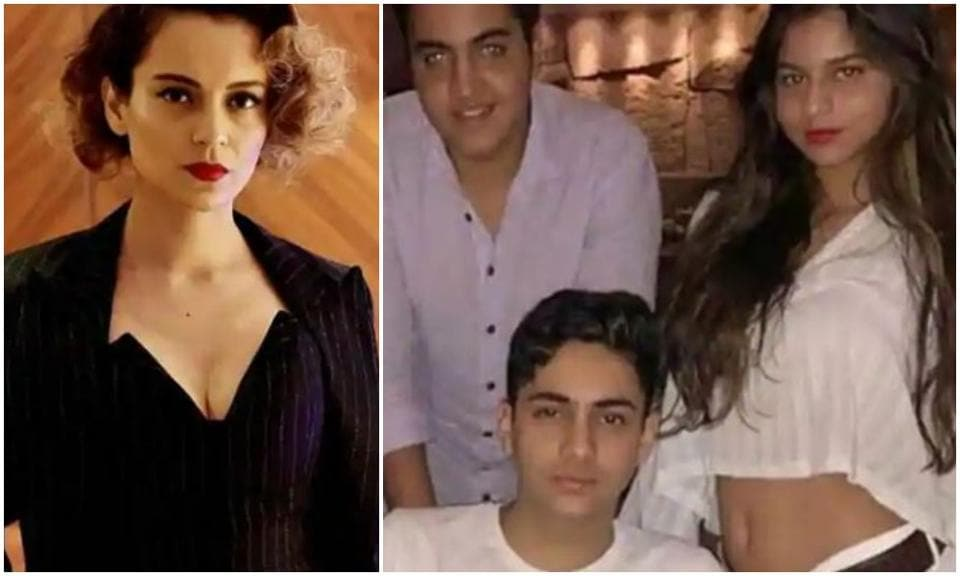 Kangana Ranaut spoke in support of TV actor Malvi Malhotra after she was attacked. Amitabh Bachchan's grandson Agastya Nanda has made his Instagram debut.