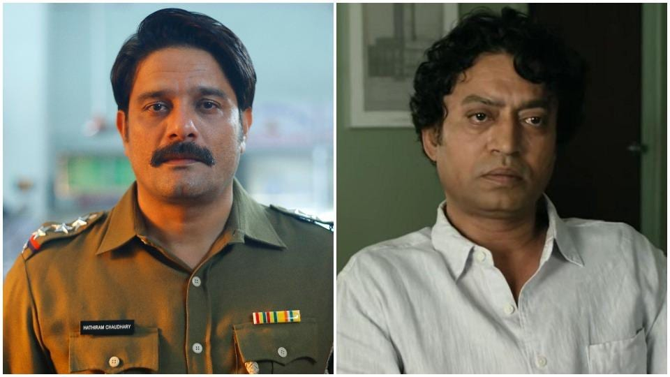 Jaideep Ahlawat reveals the best compliment he received for Paatal Lok and it has an emotional Irrfan Khan connect